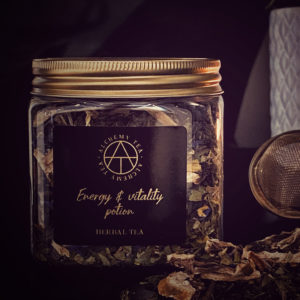 Energy & Vitality Potion